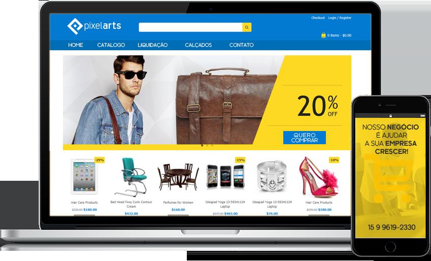 de38bc430 Loja Virtual em Sorocaba - Deseja vender produtos on line  COMECE JÁ!